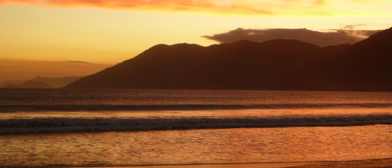 Praia linda