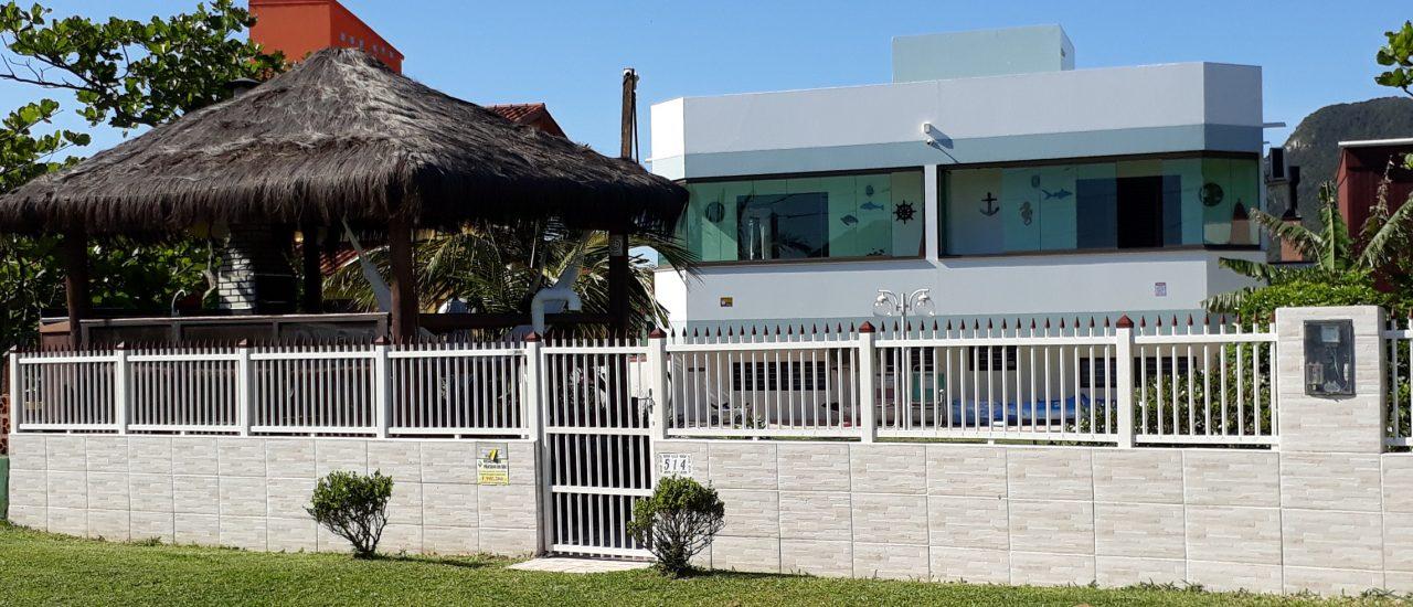 Apartamentos para alugar na beira do mar